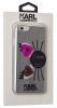 Задняя накладка Lagerfeld Choupette in Love Glitter PC для Apple iPhone 6/6S (KLHCP6CL3S)